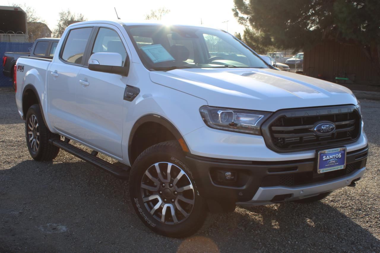 2019 Ford Ranger SuperCrew Cab 4x4, Pickup #KLA02628 - photo 1