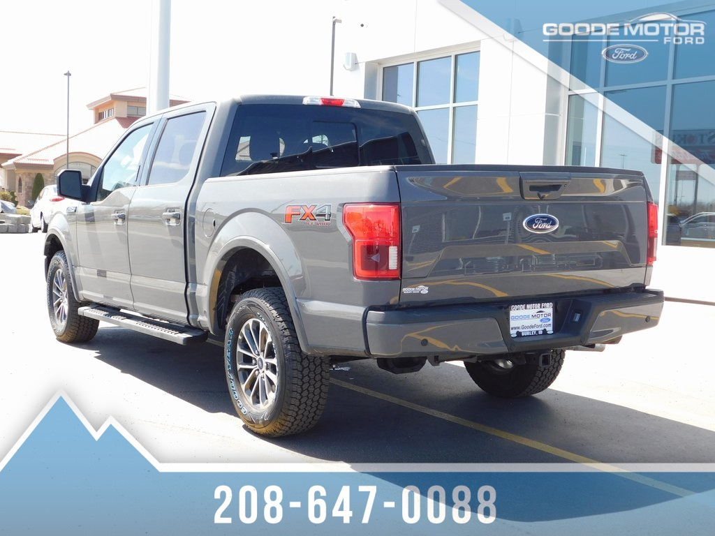2018 F-150 SuperCrew Cab 4x4,  Pickup #BNB58967 - photo 2