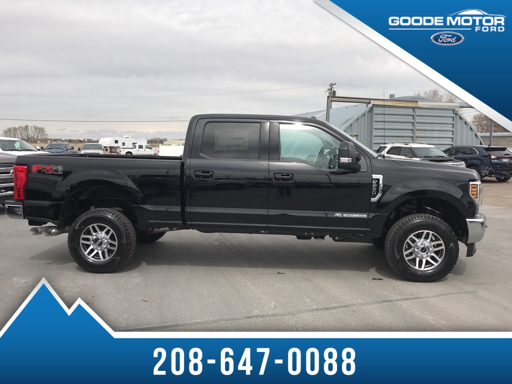 2018 F-250 Crew Cab 4x4, Pickup #BNB71830 - photo 7