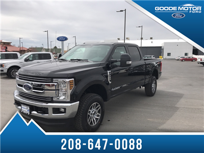 2018 F-250 Crew Cab 4x4, Pickup #BNB71830 - photo 1