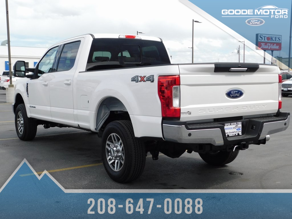 2018 F-350 Crew Cab 4x4,  Pickup #BNB96458 - photo 2