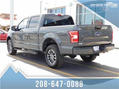 2018 F-150 SuperCrew Cab 4x4,  Pickup #BNC01739 - photo 2
