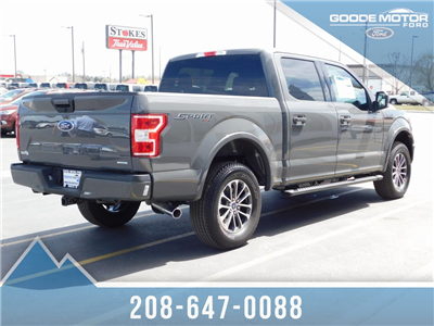 2018 F-150 SuperCrew Cab 4x4,  Pickup #BNC01739 - photo 5