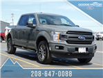 2018 F-150 SuperCrew Cab 4x4,  Pickup #BNC01739 - photo 4