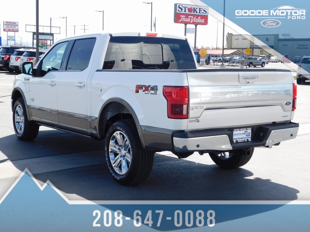 2018 F-150 SuperCrew Cab 4x4,  Pickup #BNC15587 - photo 2