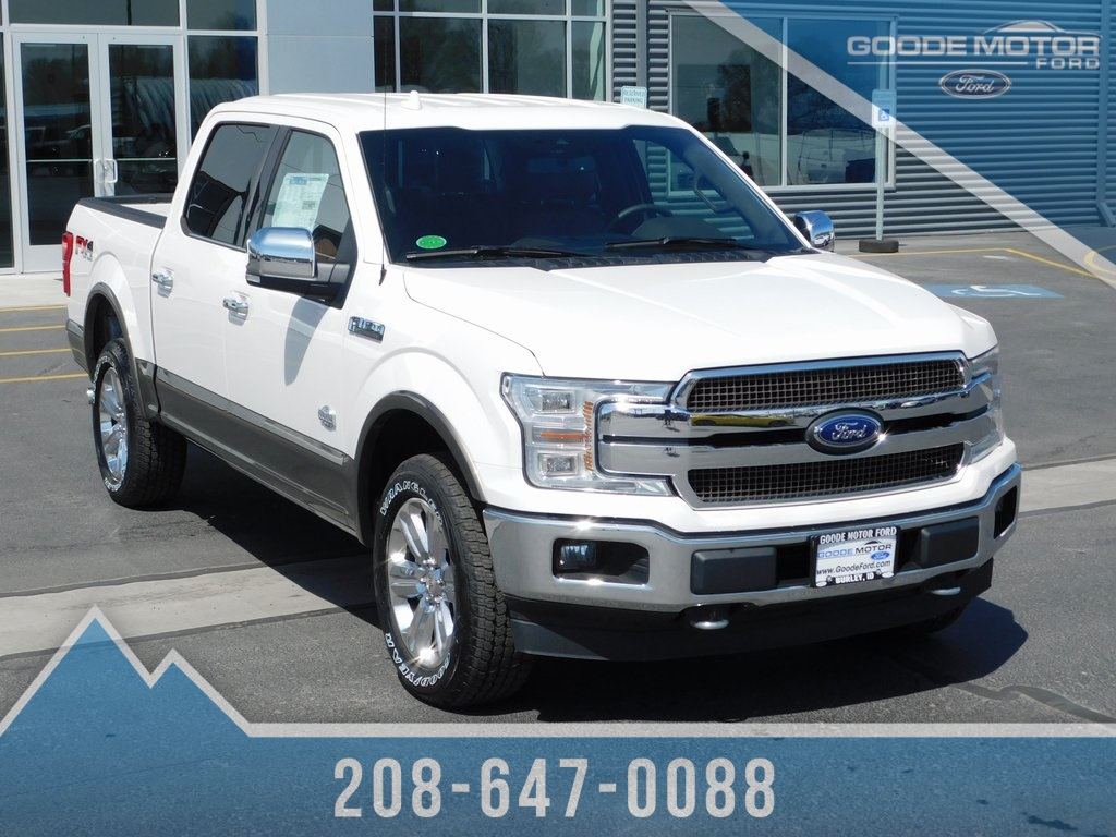 2018 F-150 SuperCrew Cab 4x4,  Pickup #BNC15587 - photo 3