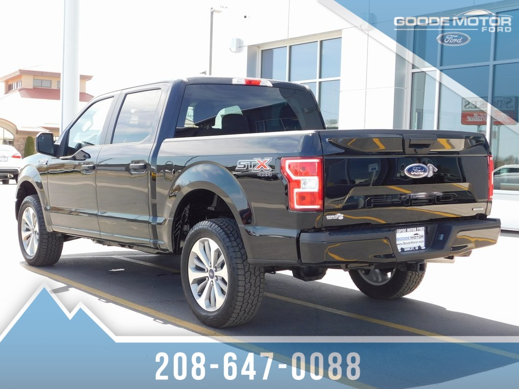 2018 F-150 SuperCrew Cab 4x4,  Pickup #BNC70845 - photo 2