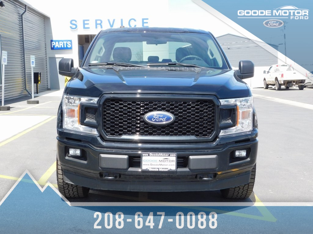 2018 F-150 SuperCrew Cab 4x4,  Pickup #BNC70845 - photo 19