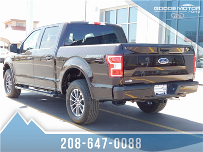 2018 F-150 SuperCrew Cab 4x4,  Pickup #BNC82884 - photo 2