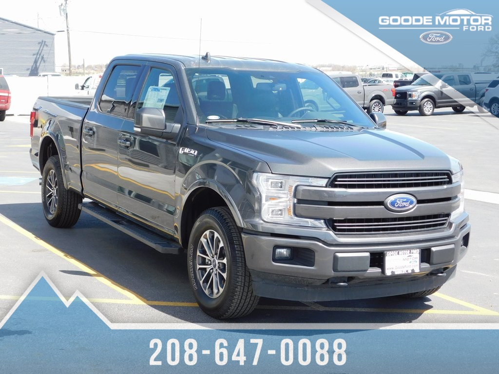 2018 F-150 SuperCrew Cab 4x4,  Pickup #BND33891 - photo 3