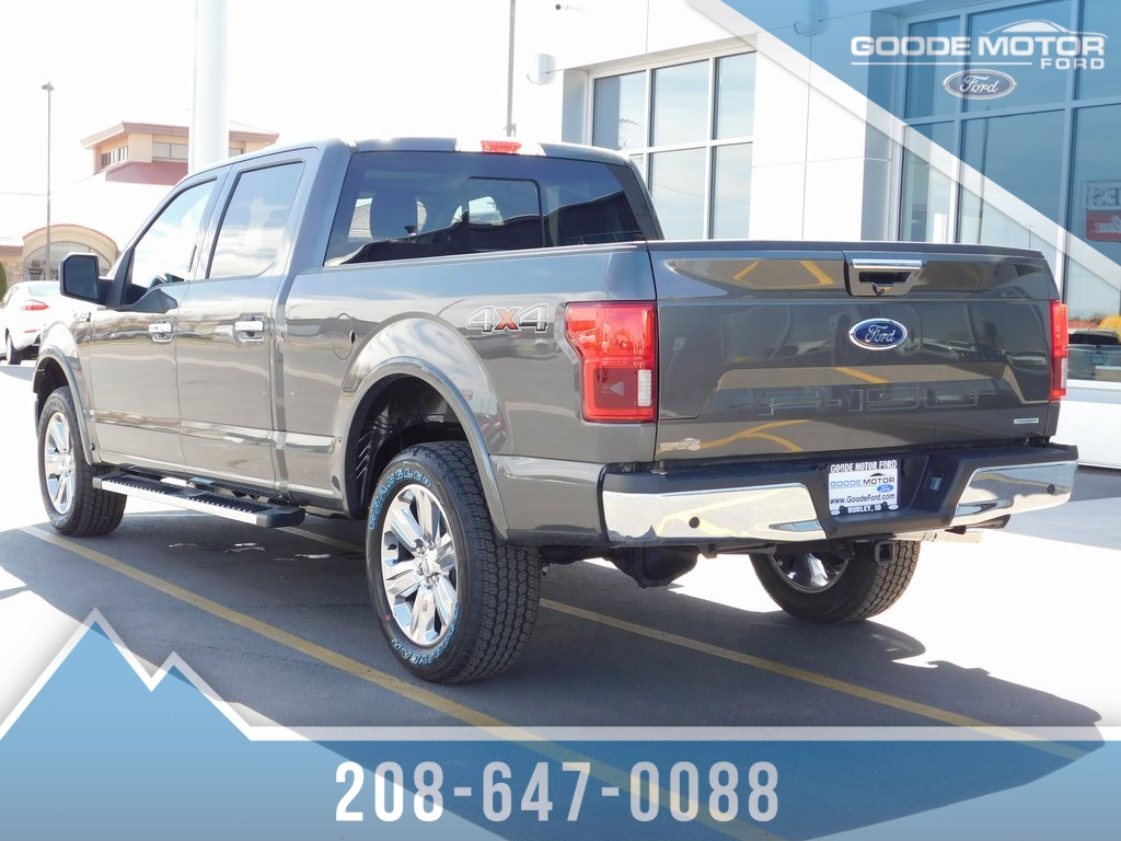 2018 F-150 SuperCrew Cab 4x4,  Pickup #BND68719 - photo 2