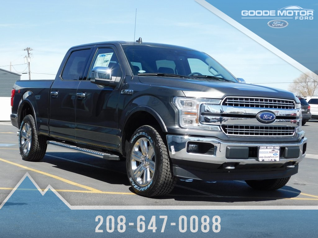 2018 F-150 SuperCrew Cab 4x4,  Pickup #BND68719 - photo 4