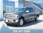 2018 F-150 SuperCrew Cab 4x4,  Pickup #BND68719 - photo 1