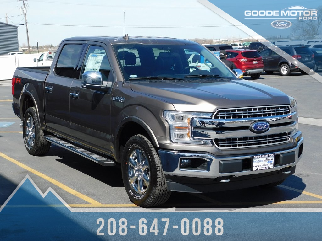 2018 F-150 SuperCrew Cab 4x4,  Pickup #BND81158 - photo 3