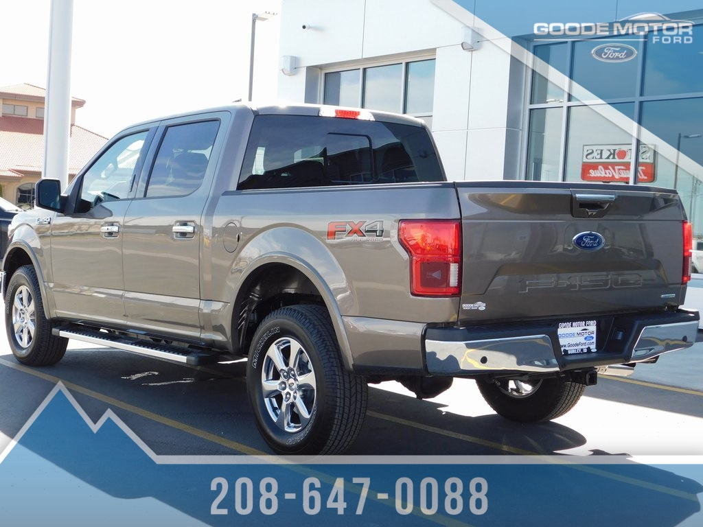 2018 F-150 SuperCrew Cab 4x4,  Pickup #BND81158 - photo 2