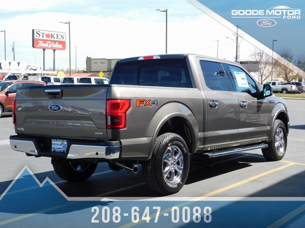 2018 F-150 SuperCrew Cab 4x4,  Pickup #BND81158 - photo 5