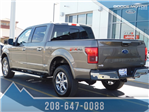 2018 F-150 SuperCrew Cab 4x4,  Pickup #BND81158 - photo 1