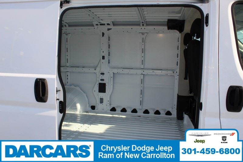 2018 ProMaster 1500 Standard Roof FWD,  Empty Cargo Van #187546 - photo 10