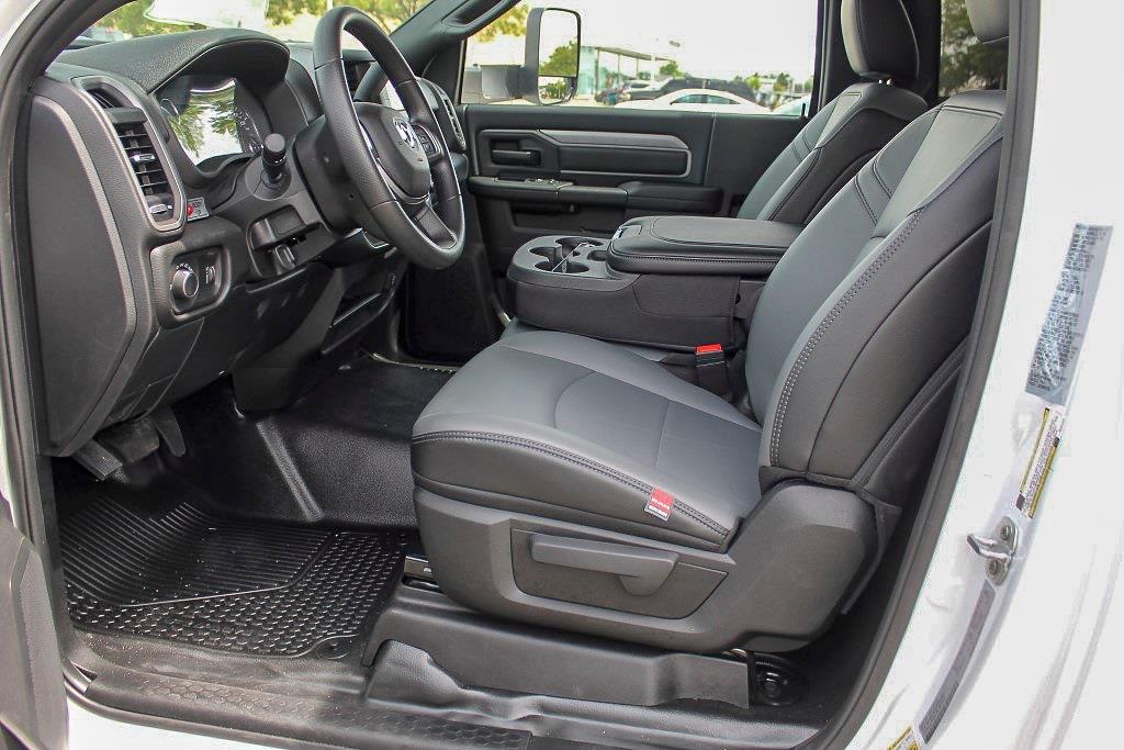 2021 Ram 3500 Regular Cab DRW 4x4,  Crysteel Dump Body #1U9044 - photo 11
