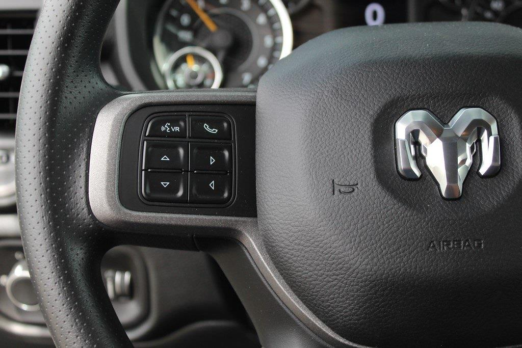 2021 Ram 3500 Regular Cab DRW 4x4,  Crysteel Dump Body #1U9044 - photo 20