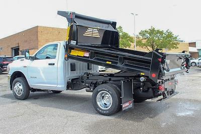 2021 Ram 3500 Regular Cab DRW 4x4,  Crysteel Dump Body #1U9044 - photo 4