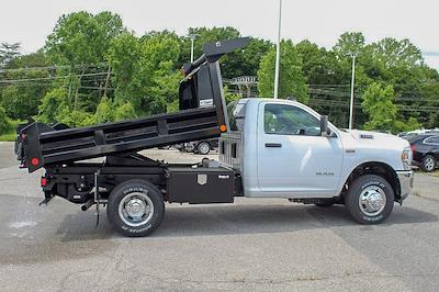 2021 Ram 3500 Regular Cab DRW 4x4,  Crysteel Dump Body #1U9044 - photo 6