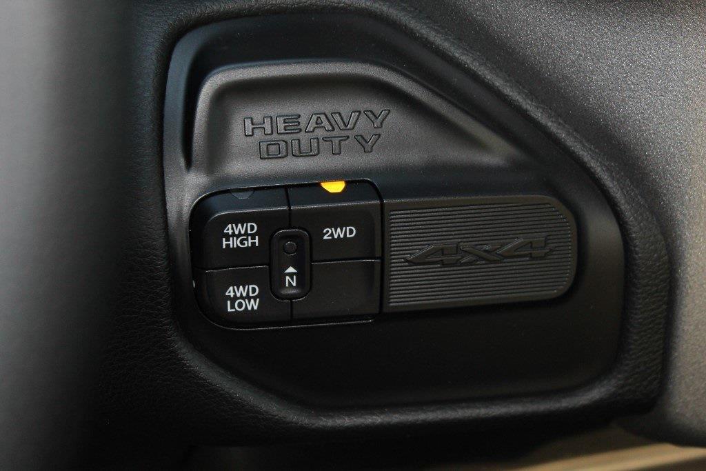 2021 Ram 5500 Regular Cab DRW 4x4,  Cab Chassis #1U9059 - photo 12
