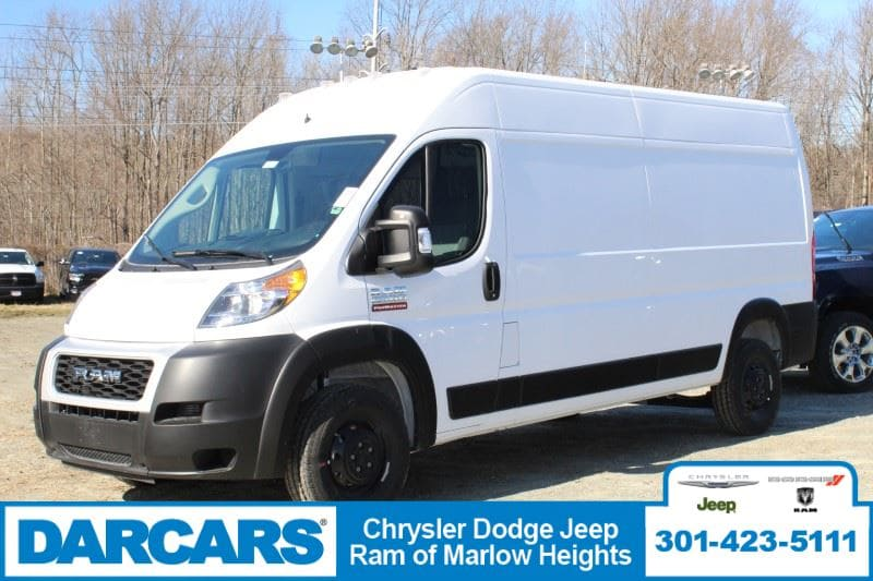 2019 ProMaster 2500 High Roof FWD,  Empty Cargo Van #505571 - photo 3