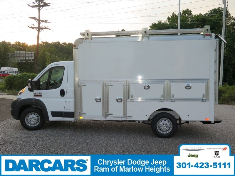 2017 ProMaster 3500 Low Roof,  Service Utility Van #878545 - photo 7