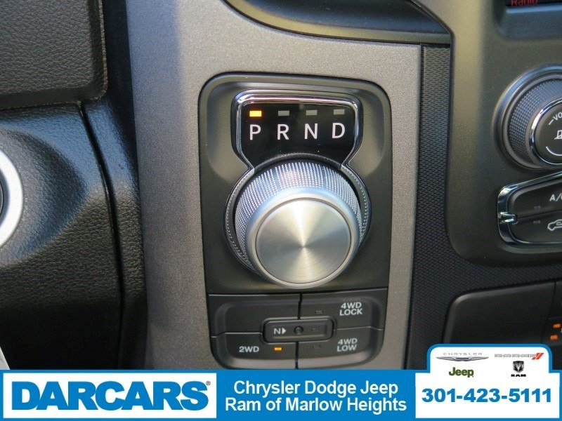 2018 Ram 1500 Crew Cab 4x4, Pickup #DJ39005 - photo 14