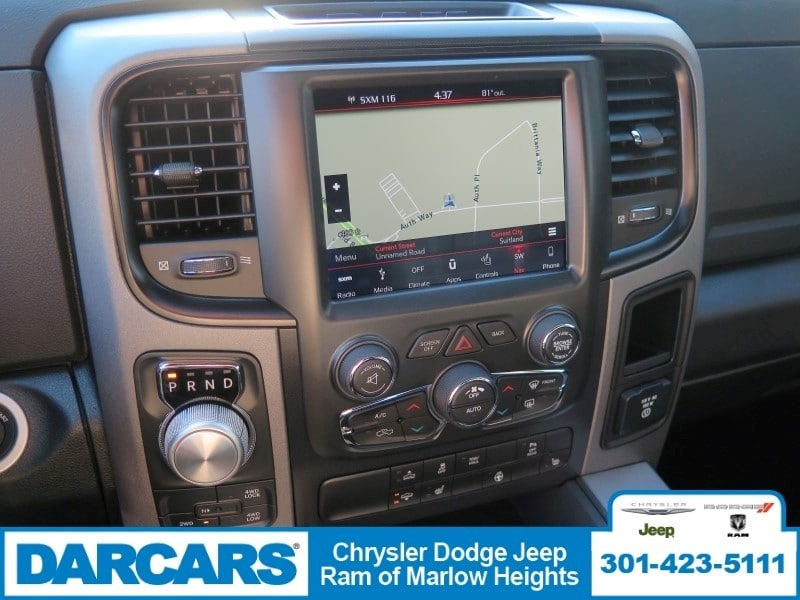 2018 Ram 1500 Crew Cab 4x4, Pickup #DJ39005 - photo 15