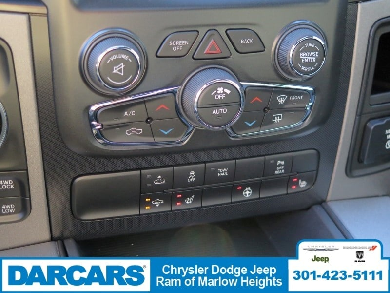2018 Ram 1500 Crew Cab 4x4, Pickup #DJ39005 - photo 17