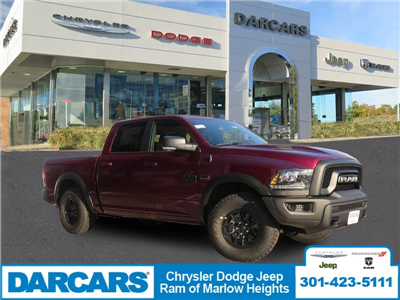 2018 Ram 1500 Crew Cab 4x4, Pickup #DJ39005 - photo 1