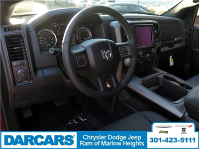 2018 Ram 1500 Crew Cab 4x4, Pickup #DJ39005 - photo 12