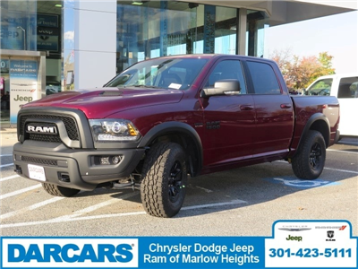 2018 Ram 1500 Crew Cab 4x4, Pickup #DJ39005 - photo 3