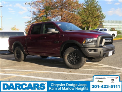 2018 Ram 1500 Crew Cab 4x4, Pickup #DJ39005 - photo 22