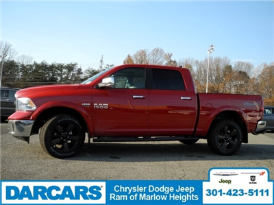 2018 Ram 1500 Crew Cab 4x4,  Pickup #DJ39012 - photo 4