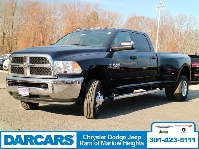 2018 Ram 3500 Crew Cab DRW 4x4,  Pickup #DJ39015 - photo 3