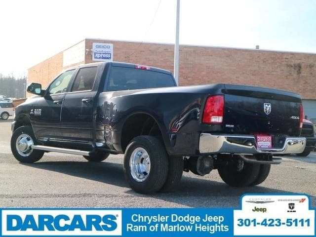 2018 Ram 3500 Crew Cab DRW 4x4,  Pickup #DJ39015 - photo 4