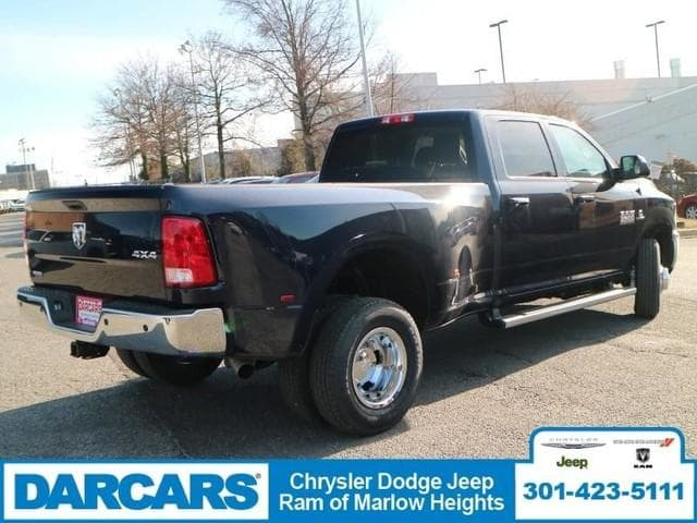 2018 Ram 3500 Crew Cab DRW 4x4,  Pickup #DJ39015 - photo 2