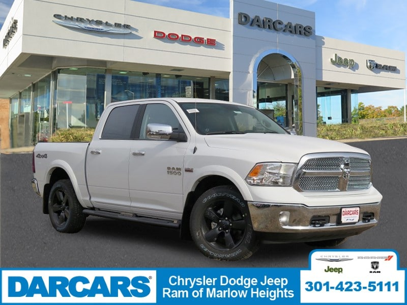 2018 Ram 1500 Crew Cab 4x4,  Pickup #DJ39016 - photo 1