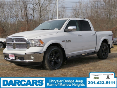2018 Ram 1500 Crew Cab 4x4,  Pickup #DJ39016 - photo 3