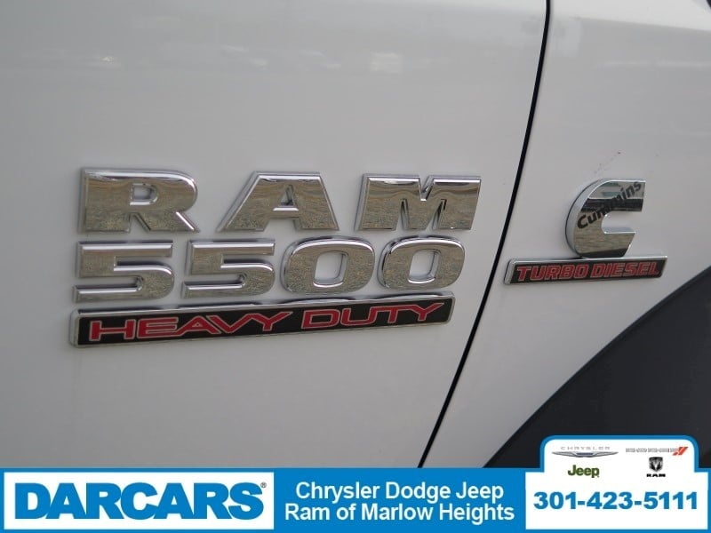 2018 Ram 5500 Regular Cab DRW 4x4,  Dump Body #DJ39021 - photo 7