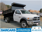 2018 Ram 5500 Regular Cab DRW 4x4, Dump Body #DJ39021 - photo 22
