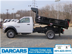 2018 Ram 5500 Regular Cab DRW 4x4, Dump Body #DJ39021 - photo 4