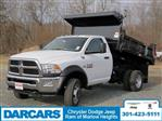 2018 Ram 5500 Regular Cab DRW 4x4,  Godwin Dump Body #DJ39021 - photo 3
