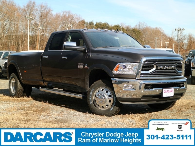 2018 Ram 3500 Crew Cab DRW 4x4,  Pickup #DJ39027 - photo 3