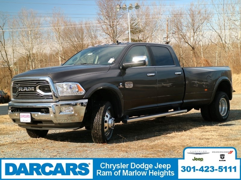 2018 Ram 3500 Crew Cab DRW 4x4,  Pickup #DJ39027 - photo 4