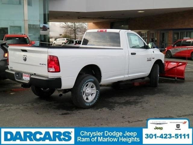 2018 Ram 2500 Regular Cab 4x4,  BOSS Snowplow Pickup #DJ39037 - photo 2