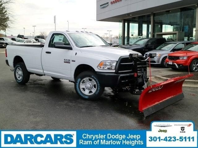 2018 Ram 2500 Regular Cab 4x4,  BOSS Snowplow Pickup #DJ39037 - photo 24